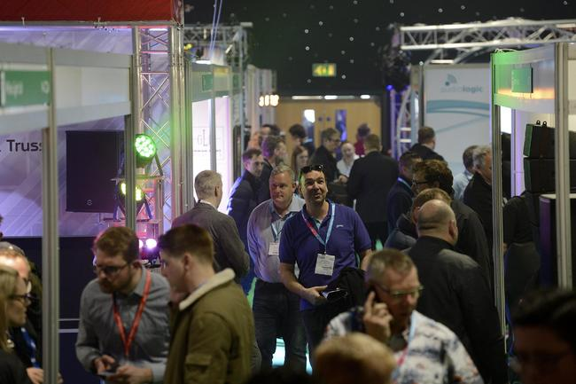 A packed PLASA Focus Leeds Preview